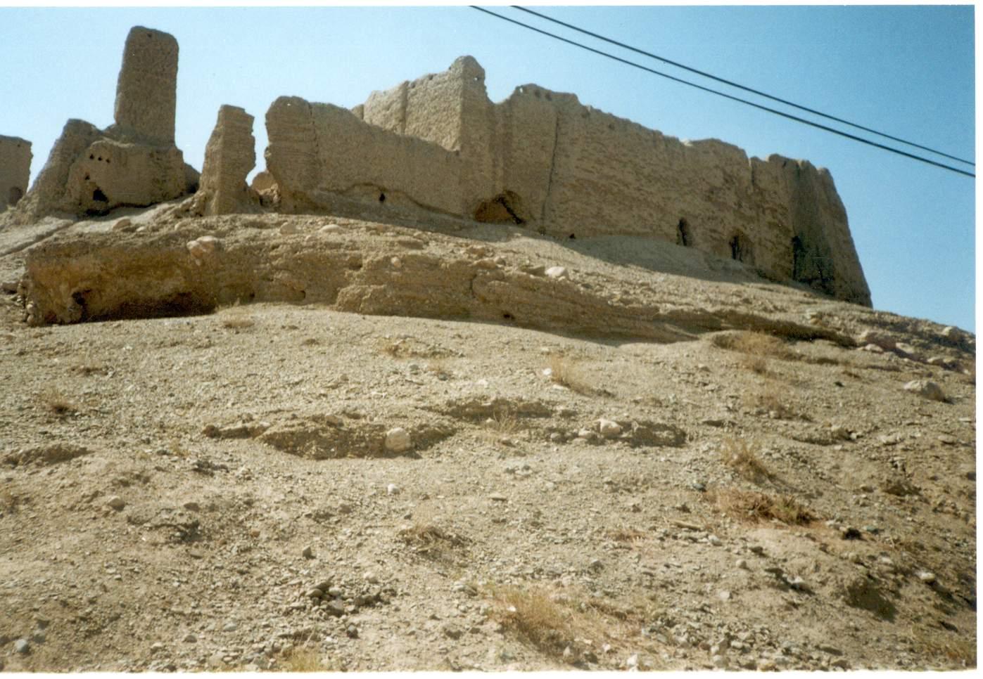 قلعه دامن